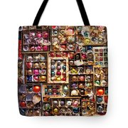 Happy Christmas Wishes Tote Bag