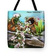 Happy Valentines  Tote Bag