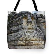 Heads Of Devils Tote Bag