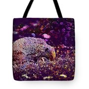 Hedgehog Animal Spur Nature Garden  Tote Bag