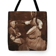 Hill And Adamson Tote Bag