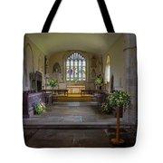 Holy Cross Church, Ramsbury Tote Bag