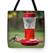 My Sweet Hummingbird Tote Bag