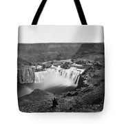 Idaho: Snake River Canyon Tote Bag