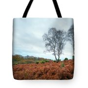 In A Distance Tote Bag