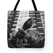 J Hus Tote Bag