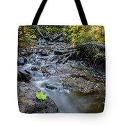 Jacob's Creek Rapids Tote Bag