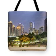Jakarta Twilight Tote Bag