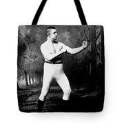 John L. Sullivan (1858-1918) Tote Bag