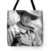 John Wayne (1907-1979) Tote Bag by Granger