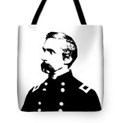 Joshua Lawrence Chamberlain Graphic Tote Bag by War Is Hell Store
