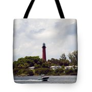 Jupiter Florida Tote Bag