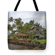 Kauai Hawaii Usa Tote Bag