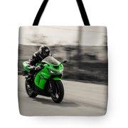 Kawasaki Ninja Tote Bag