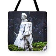 Korean War Tote Bag