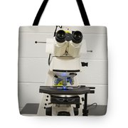 Laboratory Fluorescent Microscope Tote Bag
