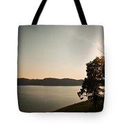 Lake Cumberland Sunset Tote Bag