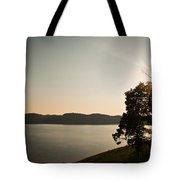 Lake Cumberland Sunset Tote Bag