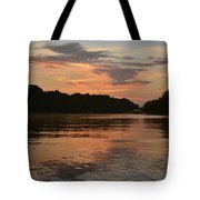 Lake Wedowee Alabama Tote Bag