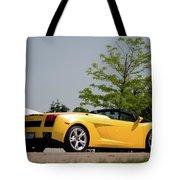 Lamborghini Tote Bag