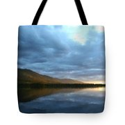 Landscape Portrait Tote Bag