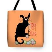 Le Chat Noir - Easter Tote Bag