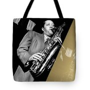 Lester Young Collection Tote Bag
