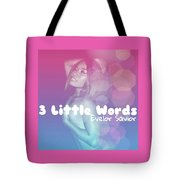 3 Little Words Merch Tote Bag