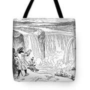 Louis Hennepin (1640-1701) Tote Bag