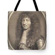 Louis Xiv Tote Bag