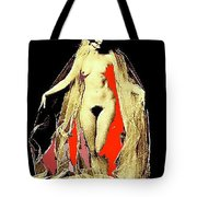 Louise Brooks Nude Circa 1928-2008 Tote Bag