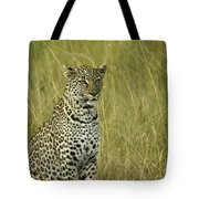 Lovely Leopard Tote Bag