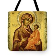 Madonna Art Tote Bag