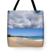Makena Beach Tote Bag