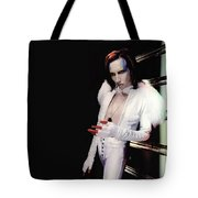 Marilyn Manson Tote Bag