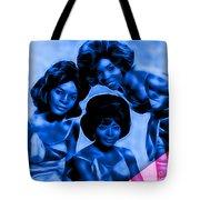 Martha And The Vandellas Collection Tote Bag