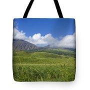Maui Haleakala Crater Tote Bag