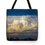 May Nebraska Storm Cells Tote Bag