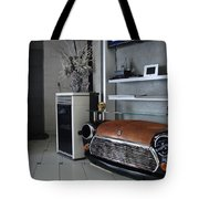 Mini 007 Tote Bag