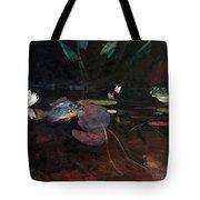 Mink Pond Tote Bag