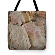 Morning In Valley Of Fire State Park Tote Bag
