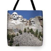 Mount Rushmore Tote Bag