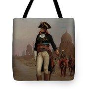 Napoleon In Egypt Tote Bag