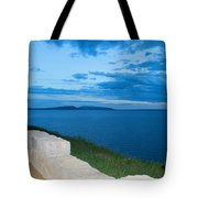 Night Is Near Tote Bag