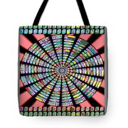 Novino Sale Fineart Chakra Mandala Round Circle Inspirational Healing Art At Fineartamerica.com By N Tote Bag