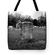 Odd Fellows Cemetery Tote Bag