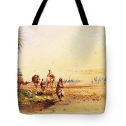 On The Road To Thebes Tote Bag