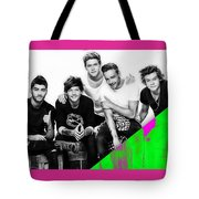 One Direction Collection Tote Bag