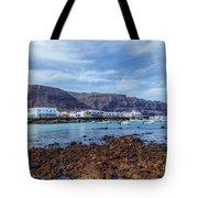 Orzola - Lanzarote Tote Bag