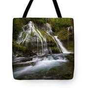 Panther Creek Falls Tote Bag